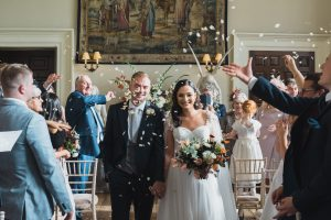 Elmore court wedding autumn