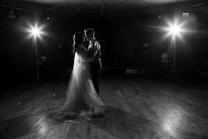 couple dancing on Elmore court gillyflower dance floor photographer