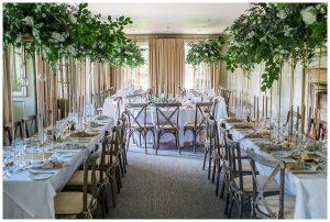 Potager Barnsley house wedding photography