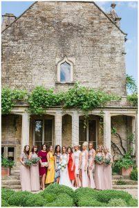 hen do Barnsley House wedding photography