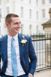 groom smiling no 131 wedding photography cheltenham