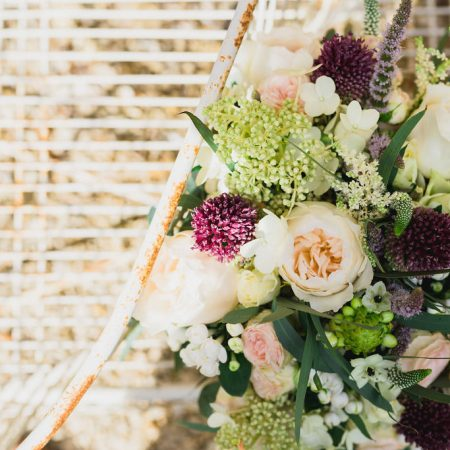 4 Steps to Choosing your Wedding Flowers