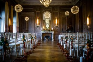 Cowley Manor ceremony room