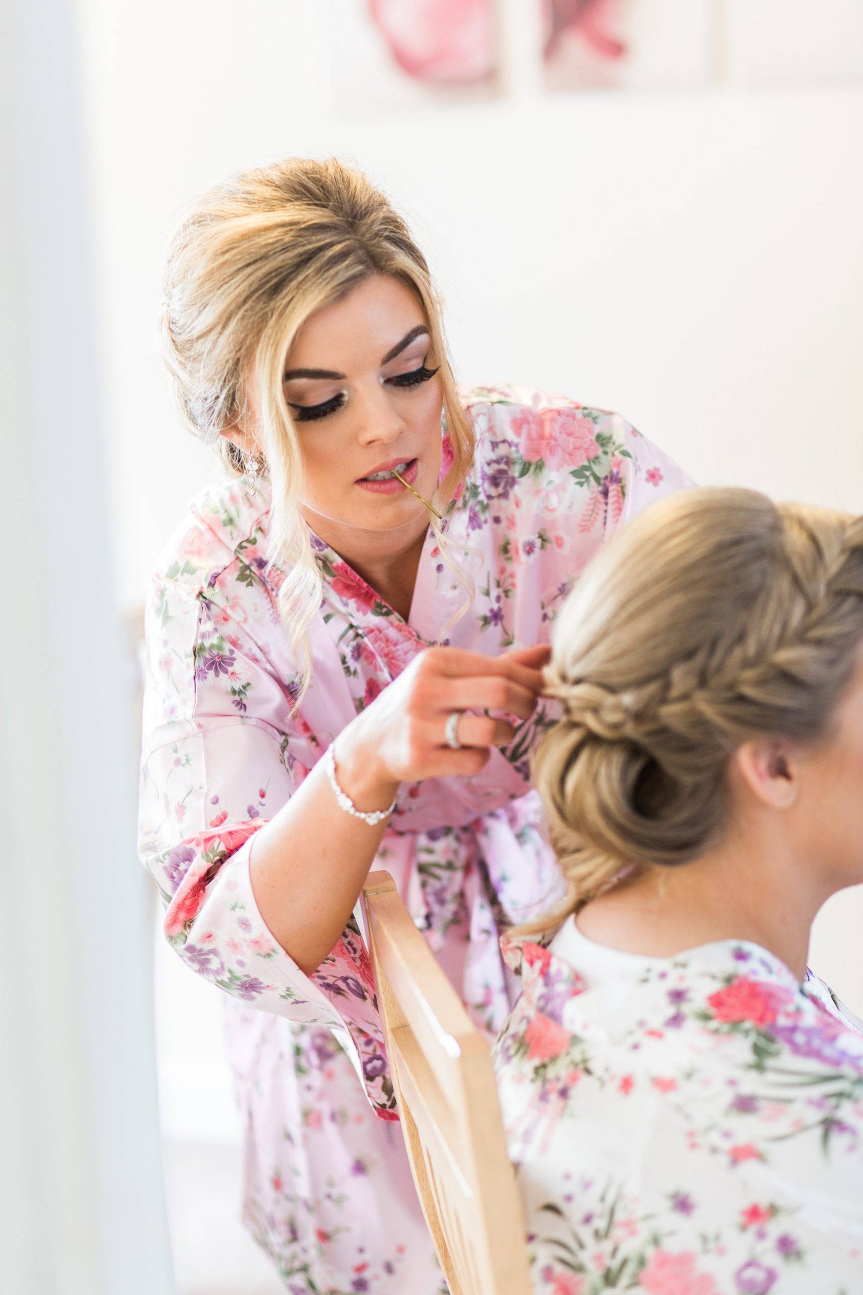 hare and hounds bridal prep