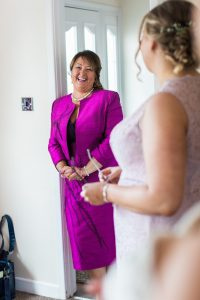 bridal prep hare and hounds wedding photography