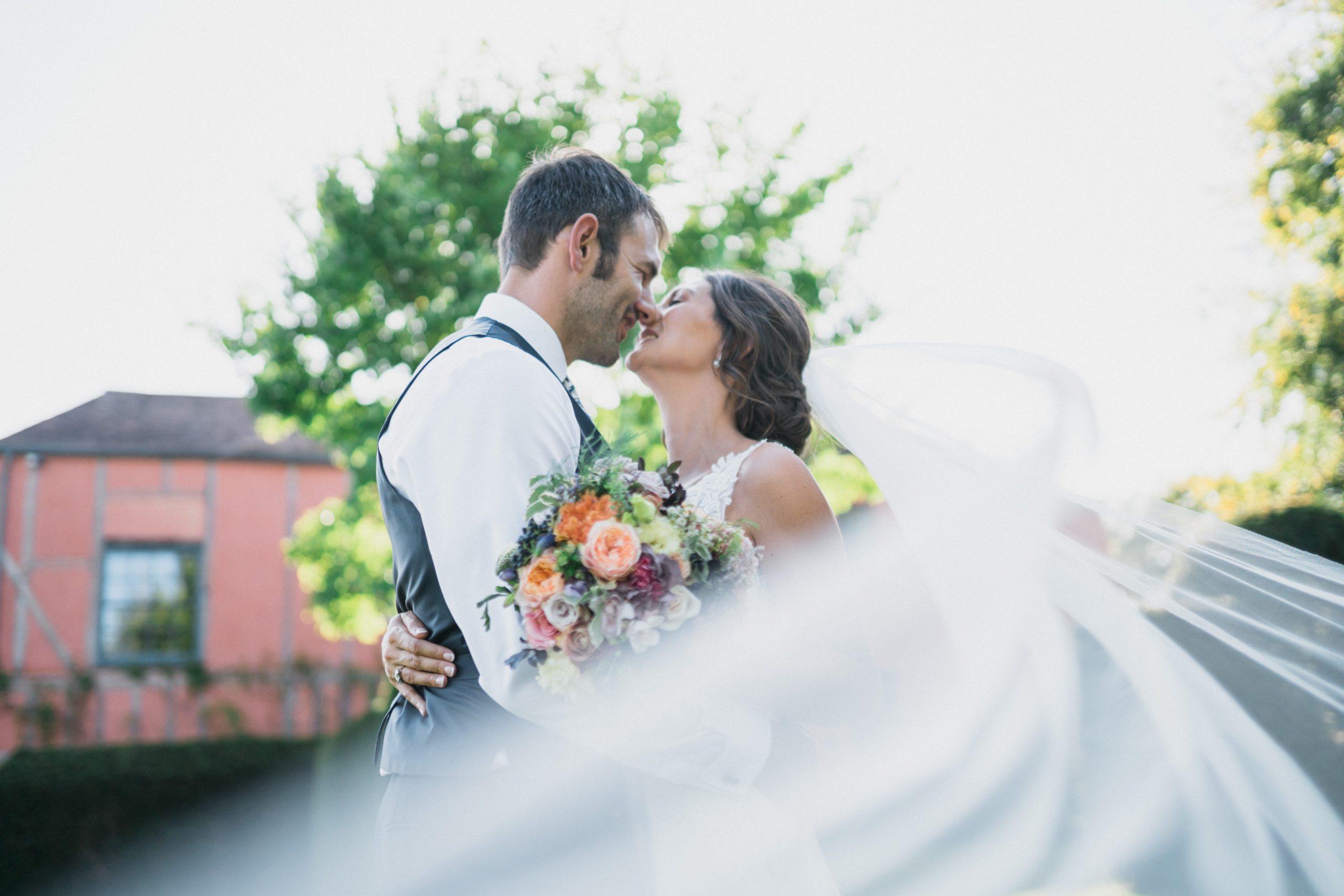 Pauntley court wedding photographer