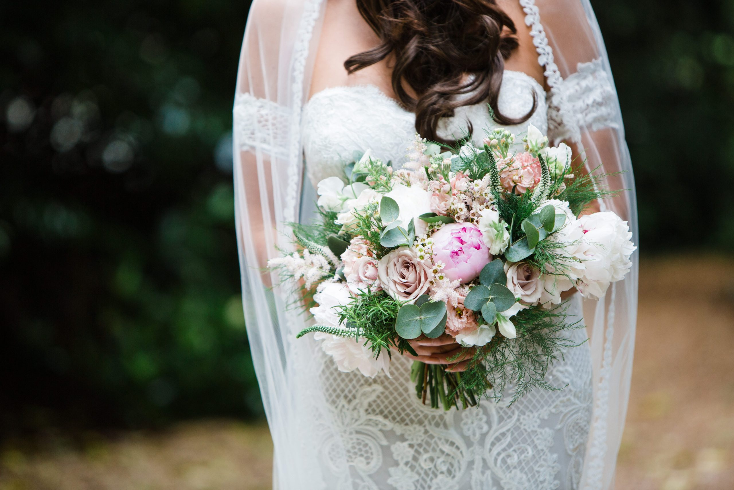 bridal bouquet wild and co