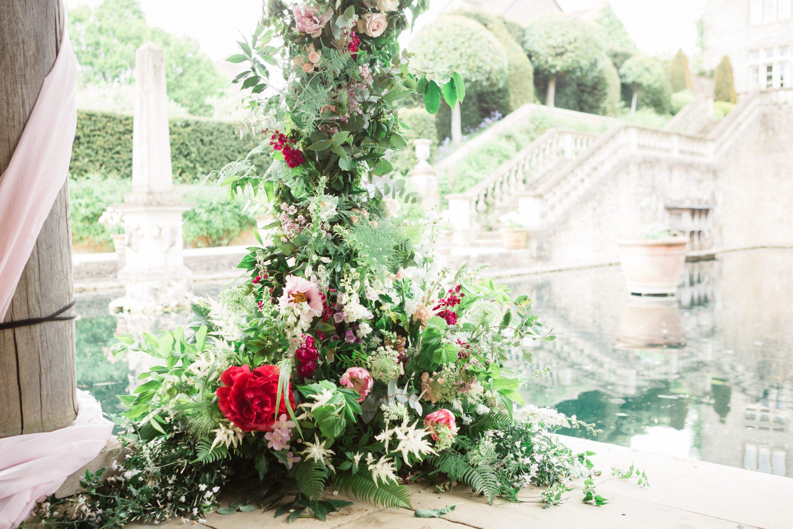Euridge Manor floristry wild and co