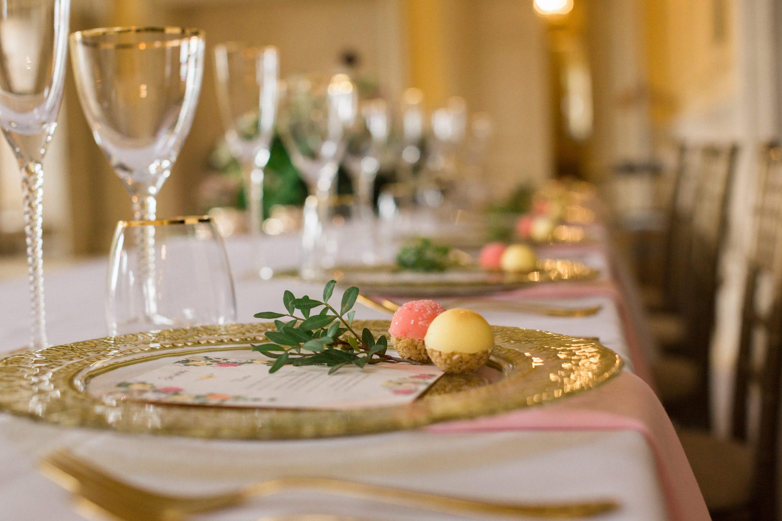 bliss barfi asian sweets Euridge Manor wedding