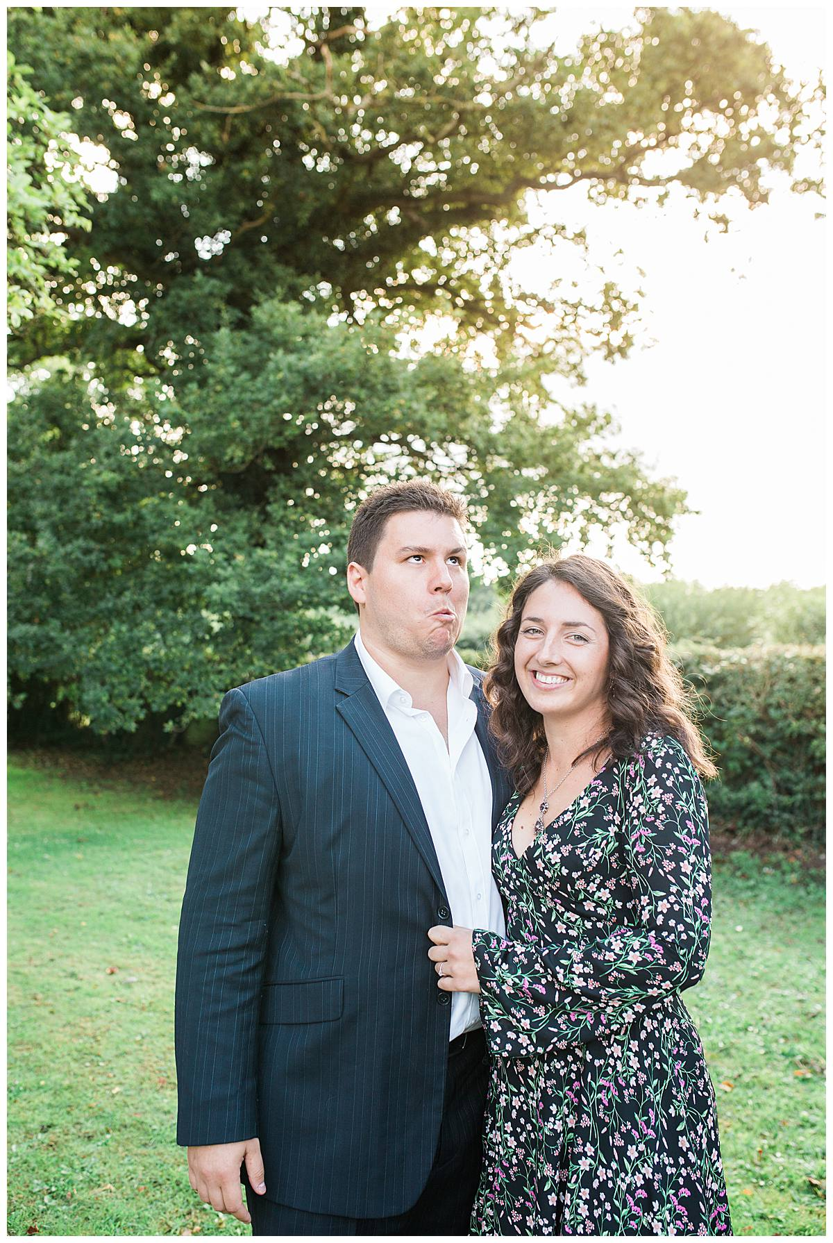 funny guest gloucestershire wedding photography