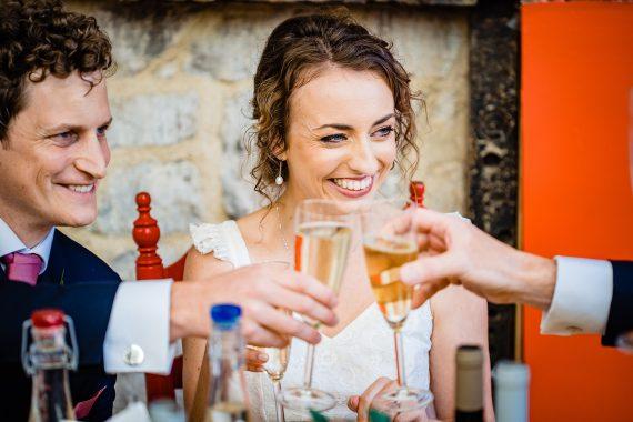 cheers micro wedding photographer gloucestershire