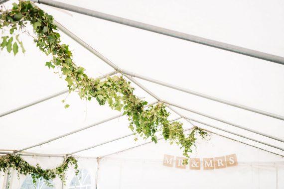 garden wedding party micro wedding photographer