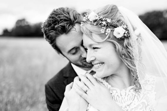 in the field together micro wedding photographer