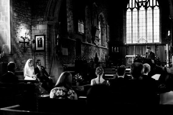covid church wedding micro wedding photographer