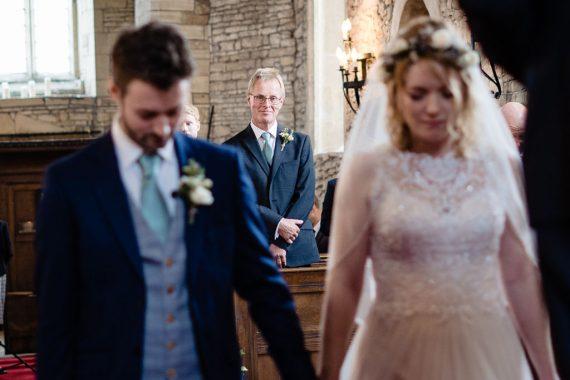 micro wedding photographer proud dad