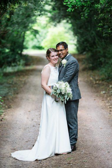 micro wedding photographer gloucester couple