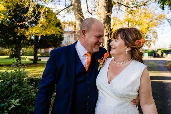 berwick lodge wedding photographer elopement couple together
