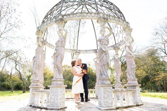 berwick lodge wedding photographer elopement pink ladies