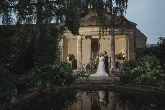 barnsley house micro wedding gloucestershire photographer